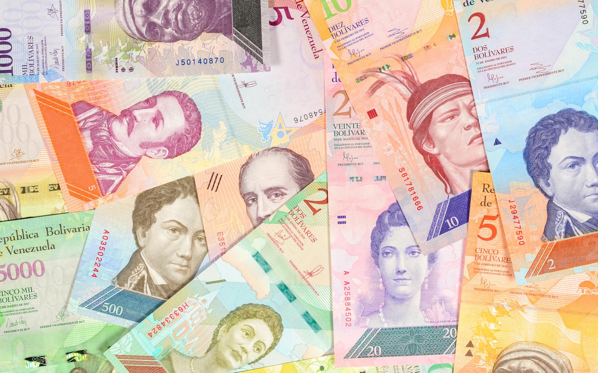 Venezuela bolivars bitcoin