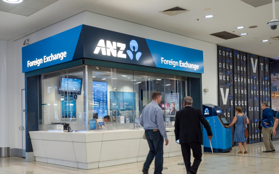 anz foreign exchange
