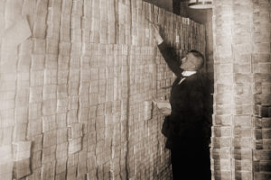 weimar republic hyperinflation us dollar bitcoin