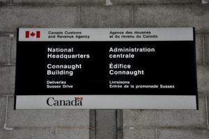 canada revenue service
