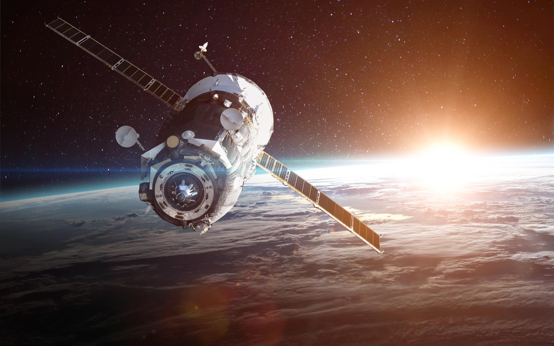 bitcoin satellite