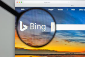 microsoft bing cryptocurrency