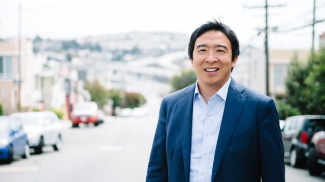 Why Bitcoin Price Would Skyrocket If Andrew Yang Becomes President