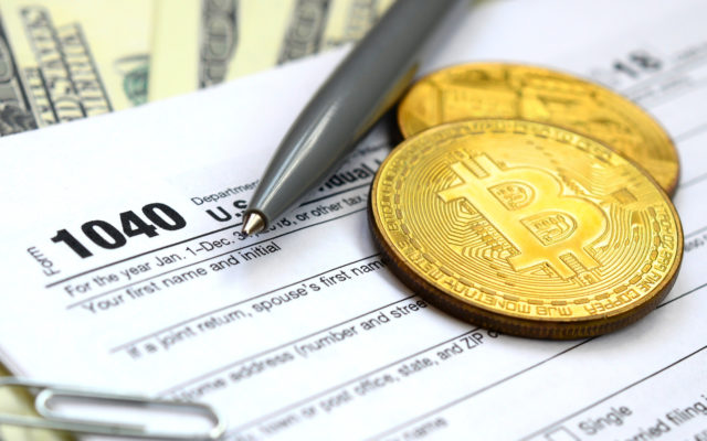 bitcoin taxes when are taxes due