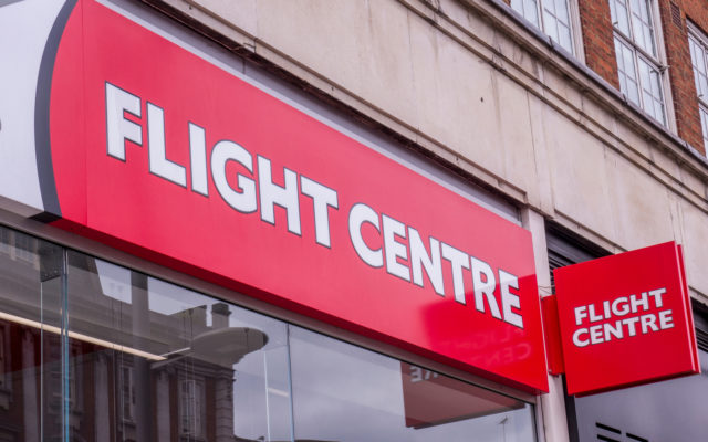 flight centre uk accept bitcoin
