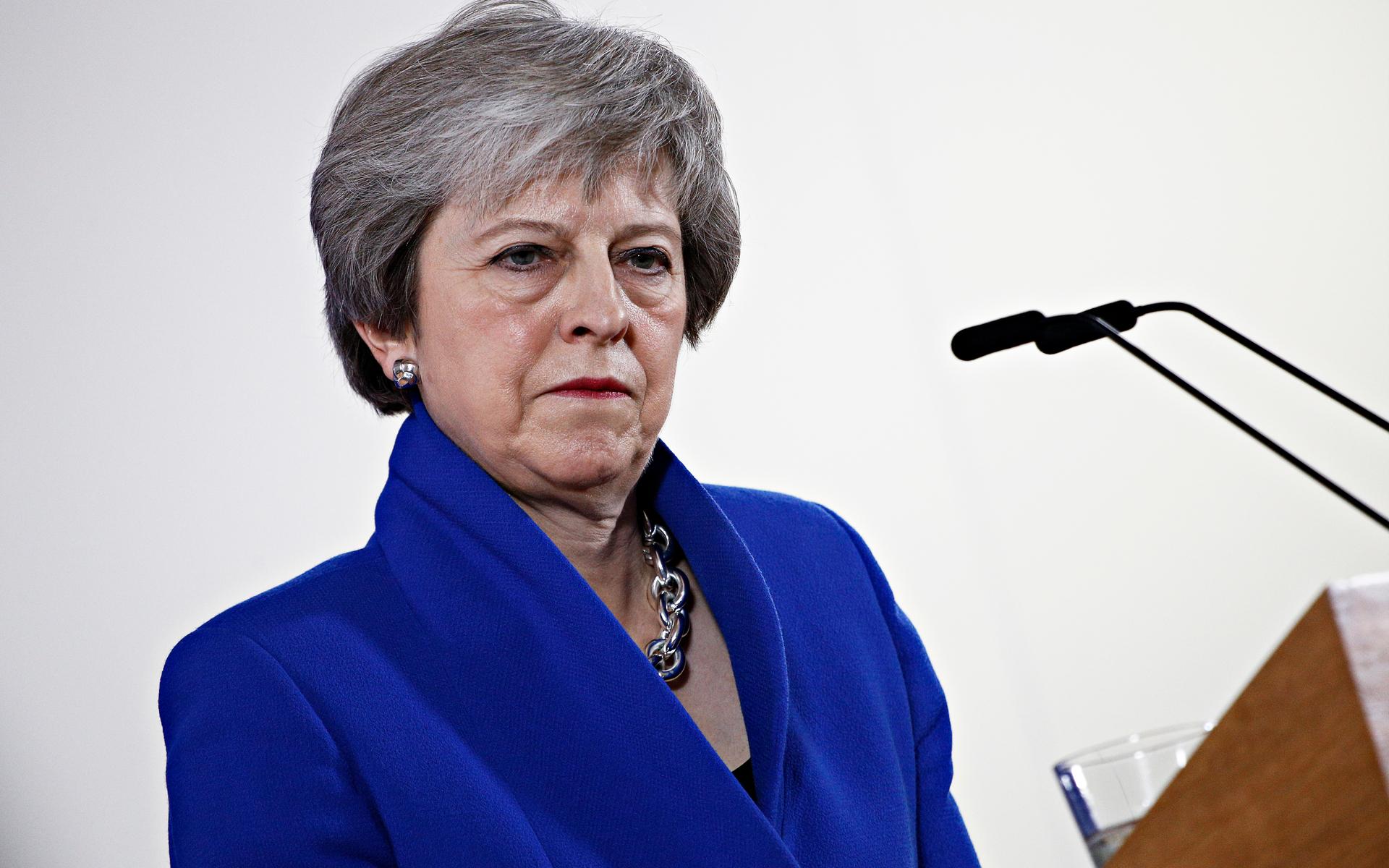 brexit Theresa May bitcoin