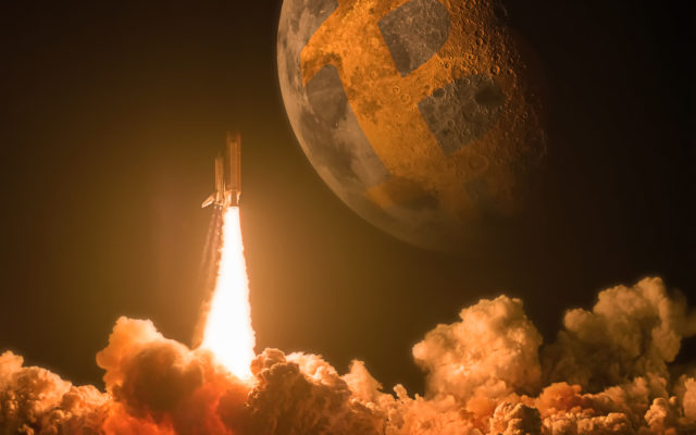 Bitcoin Is More Popular Than the SpaceX Launch and Elon Musk