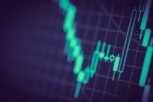 bitcoin price analysis chart green