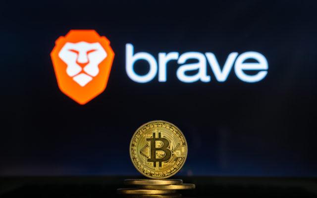 gab dissenter brave bitcoin