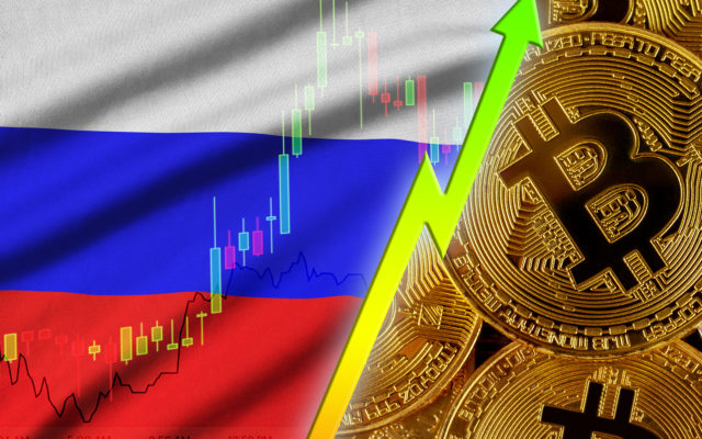 Russians Bought $8.6 Billion in Bitcoin, Says Kremlin Economist