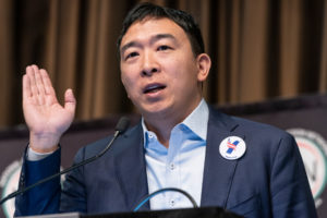 andrew yang bitcoin cryptocurrency