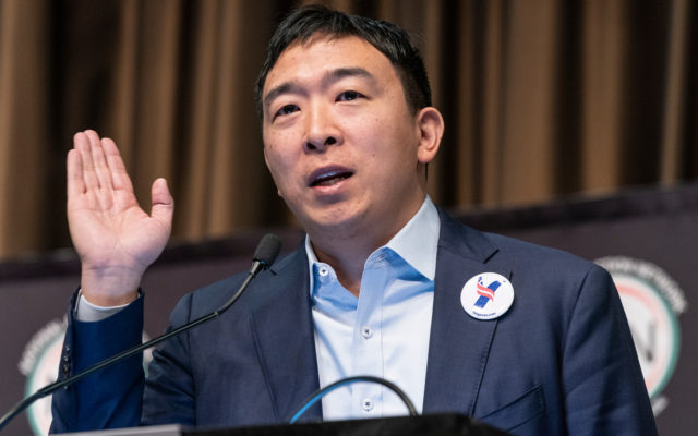 US Presidential Candidate Yang Promises 'Clear' Bitcoin Regulation