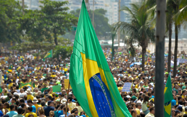Brazil: Highest Inflation in 4 Years Propels Bitcoin Volume to Record Highs