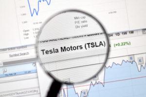 TSLA stock tesla bitcoin