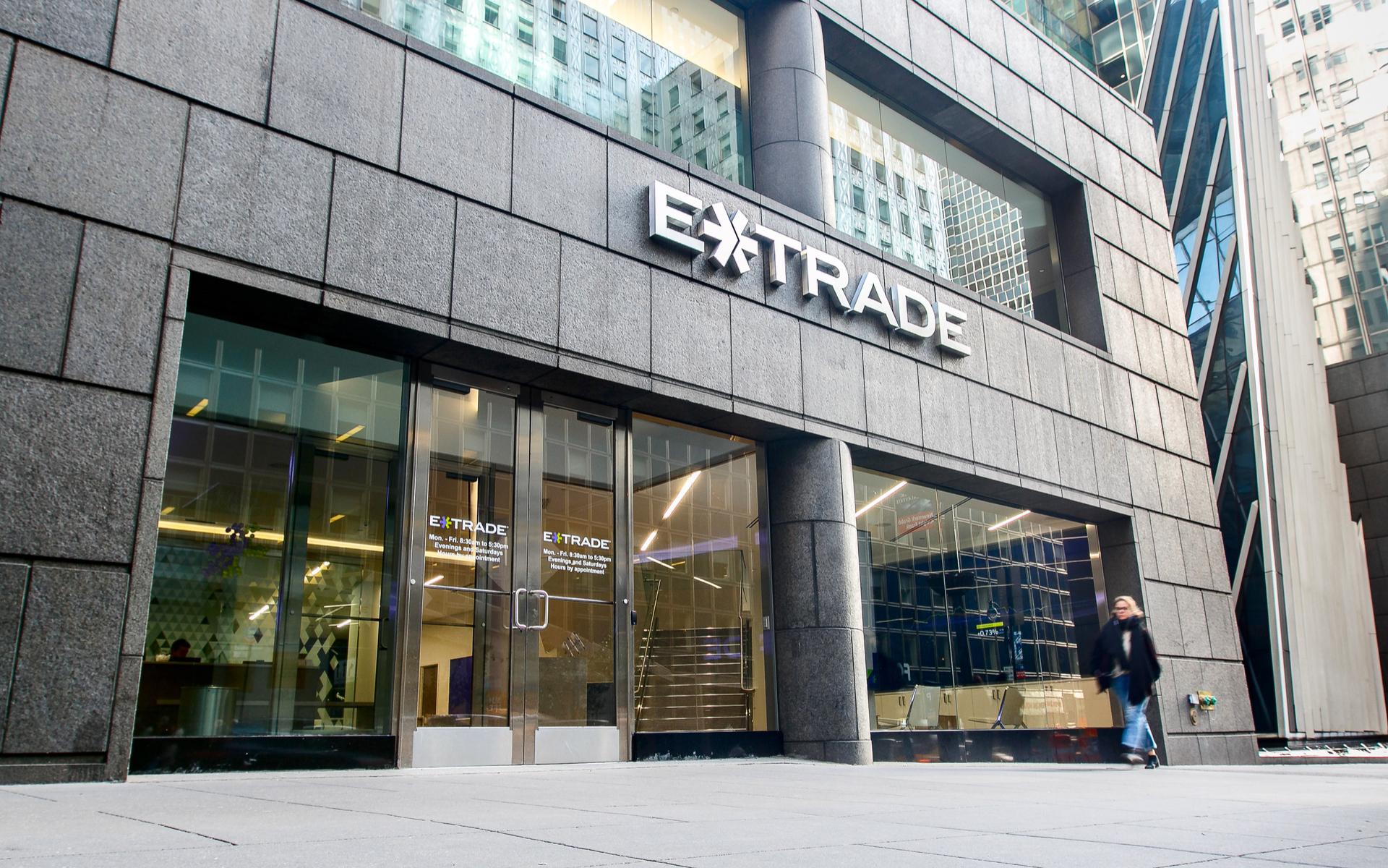 E-Trade