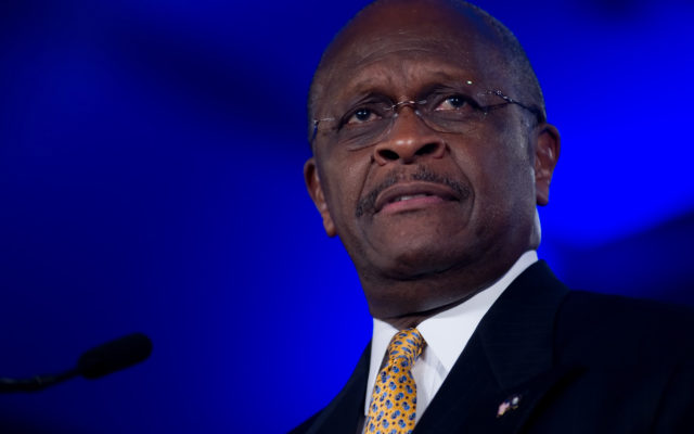 Trump May Affect Bitcoin Price With Herman Cain Pick