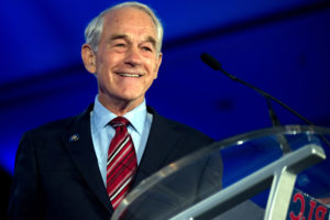 Bitcoin survey by Ron Paul
