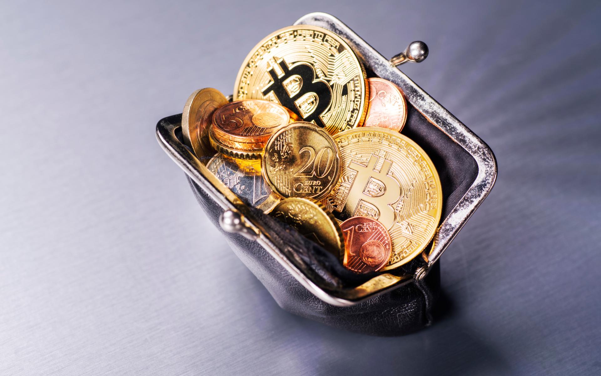 bitcoin euro wallet