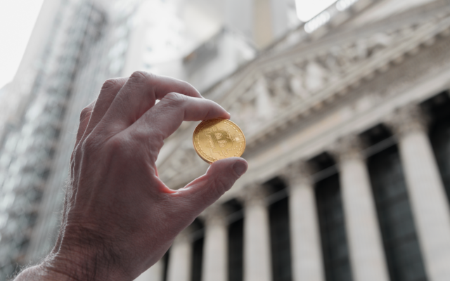 wall street bitcoin investment