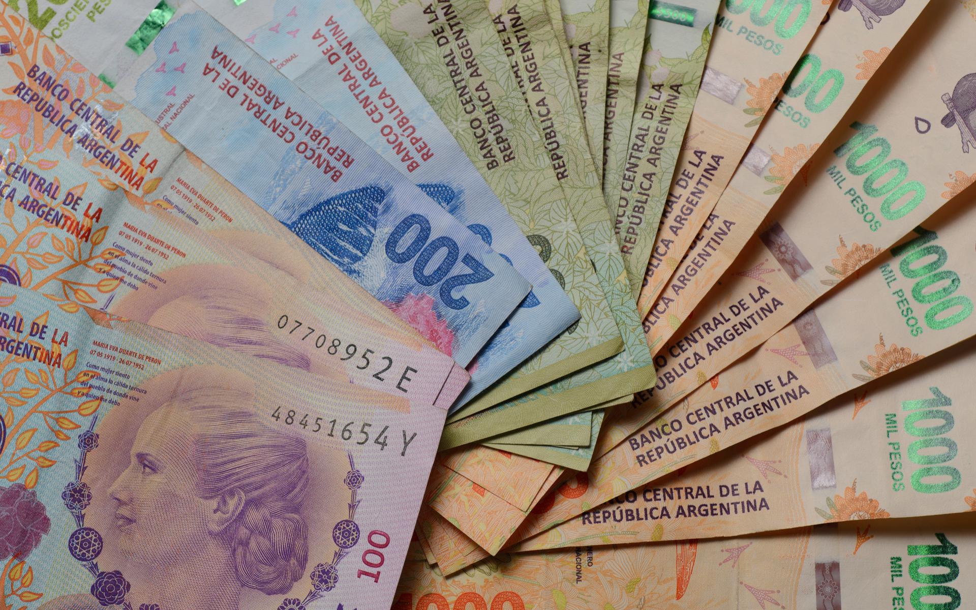 argentina peso