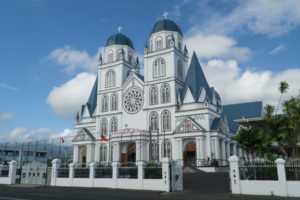 samoa church bitcoin