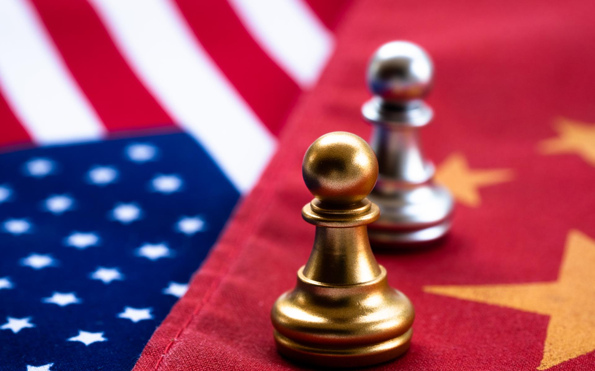 Trade War china us