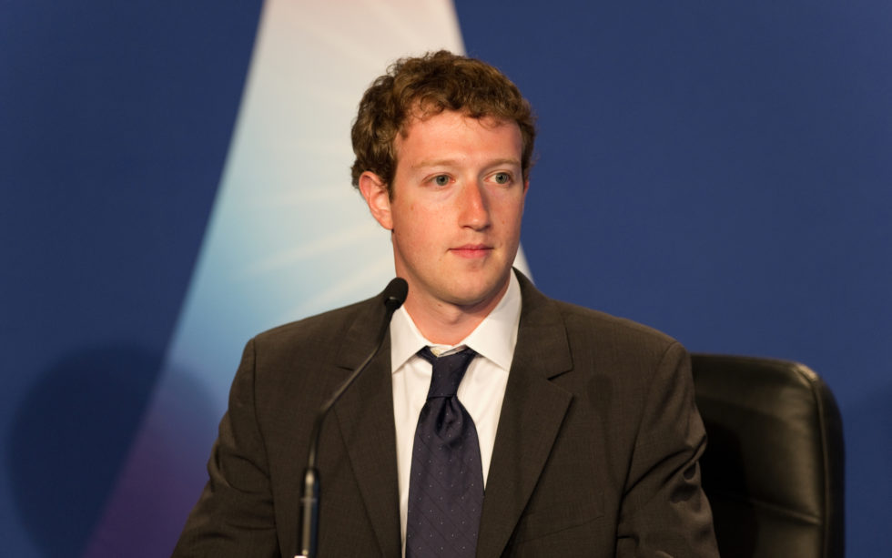 facebook zuckerberg
