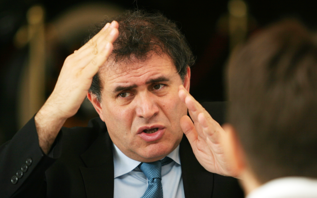 Nouriel Roubini Joins the Anti-Ethereum Brigade
