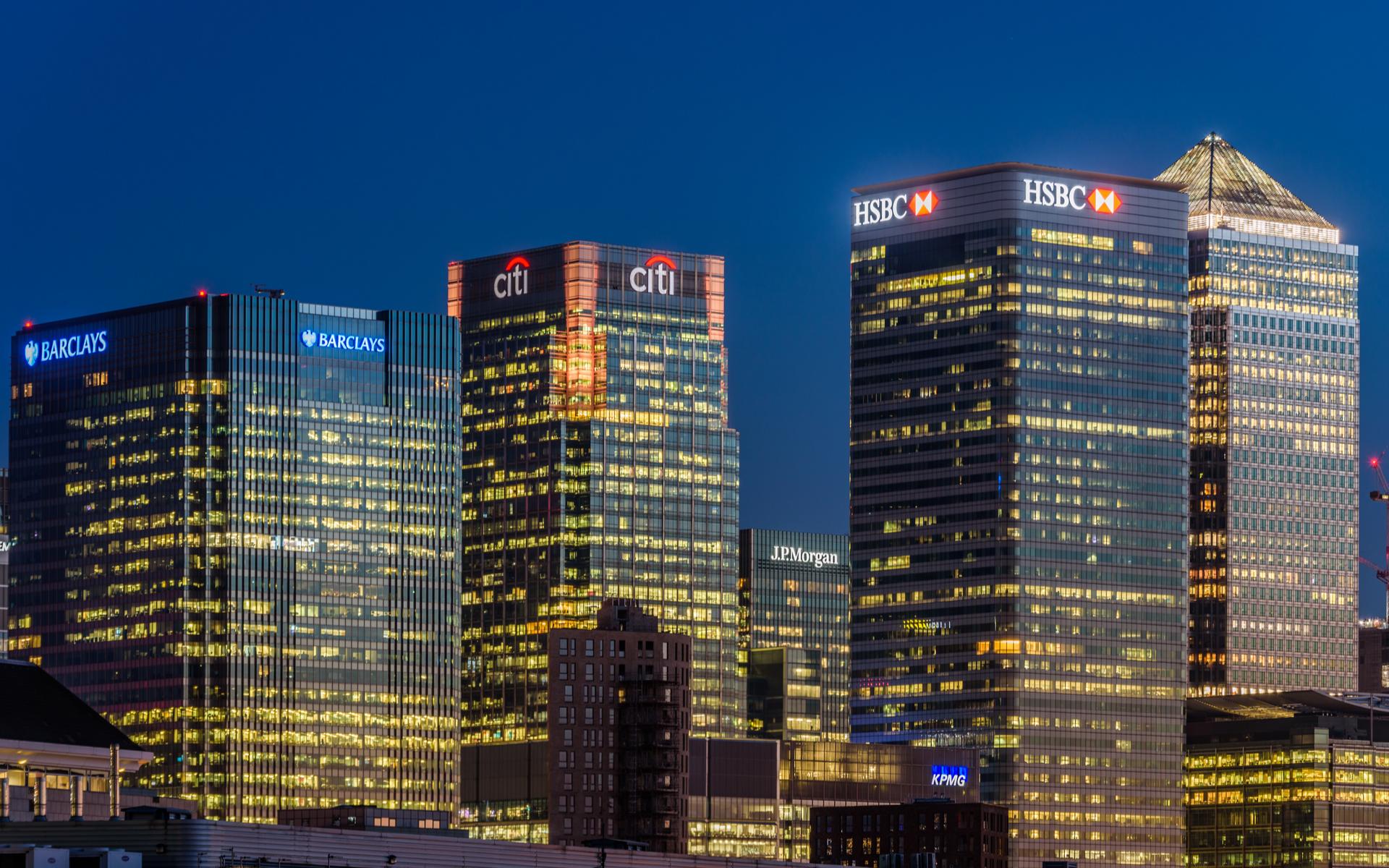anti-bitcoin banks cryptocurrency HSBC