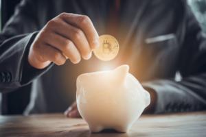 bitcoin invest piggy