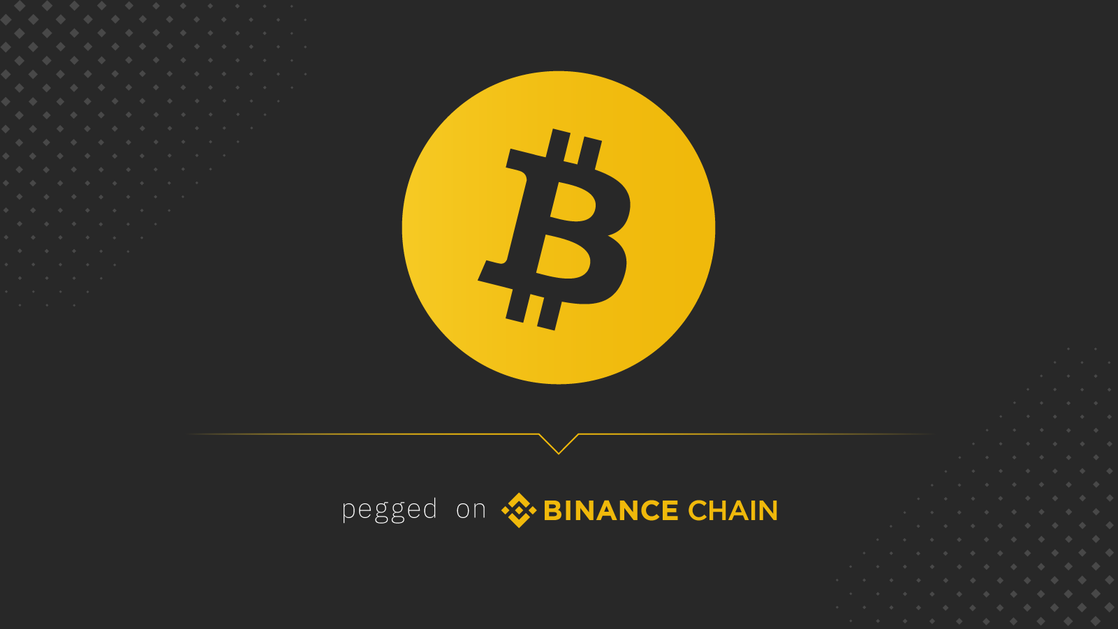 Bitcoin-Pegged Coin on Binance DEX