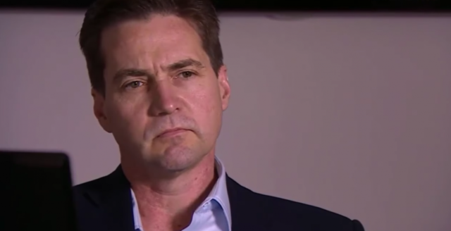 bitcoin not created by craig wright