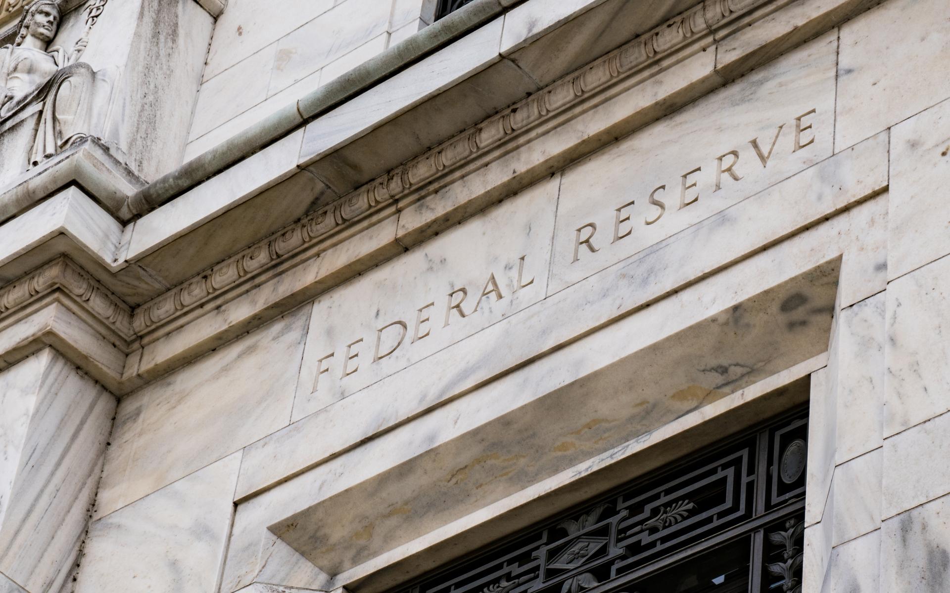 Fed reserve repo market