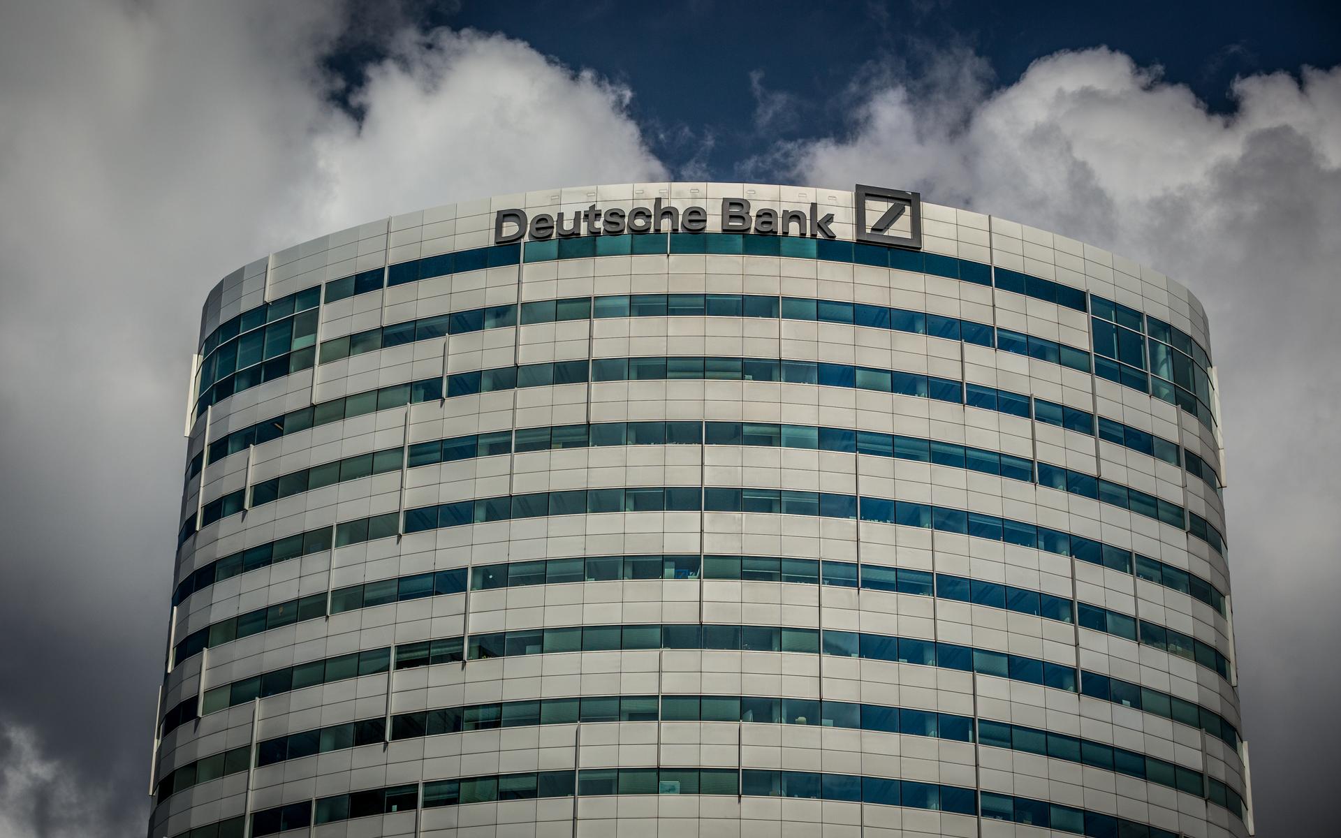 deutsche bank EOS tokenized bond