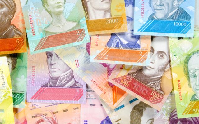bitcoin venezuela bolivar hyperinflation