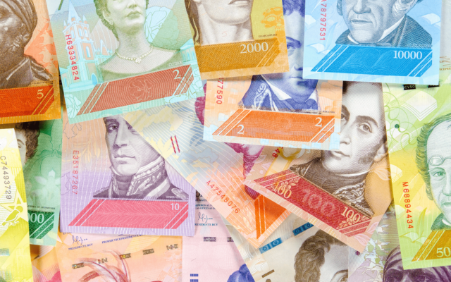 Venezuela Sets Bitcoin Trading Record With New Hyperinflated Banknotes