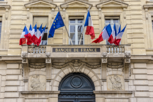 Bitcoin bank of france