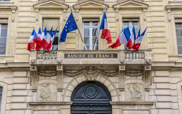 Bitcoin bank of france