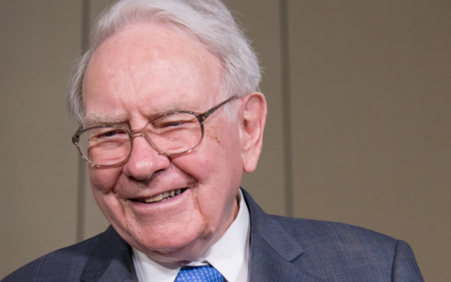 Warren Buffet Bitcoin Lunch