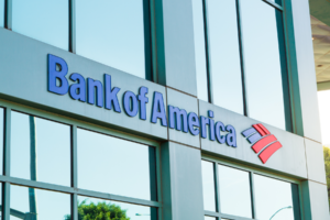 Bank of America, bitcoin and paypal CFO