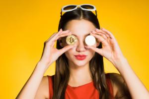 women in bitcoin