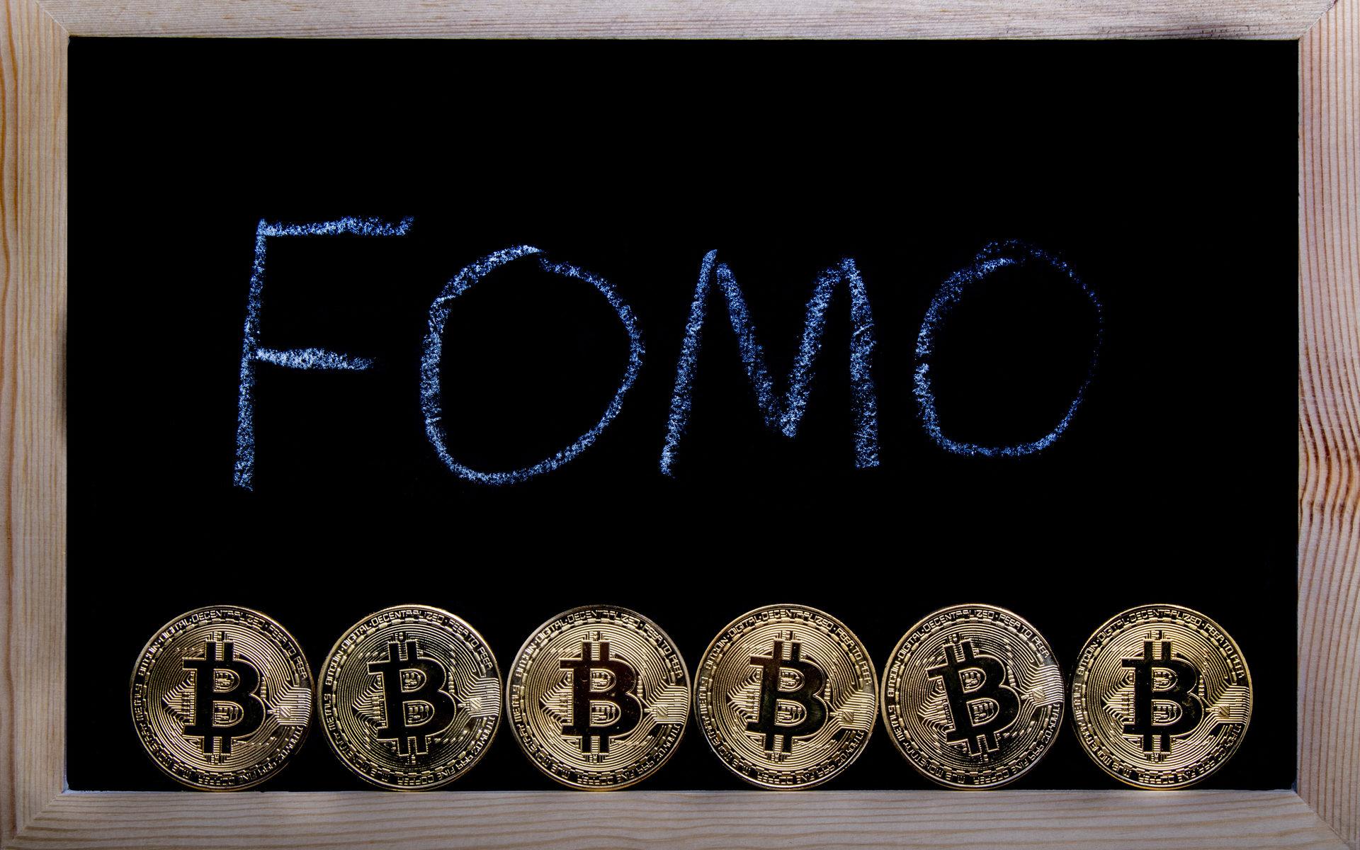 bitcoin price fomo