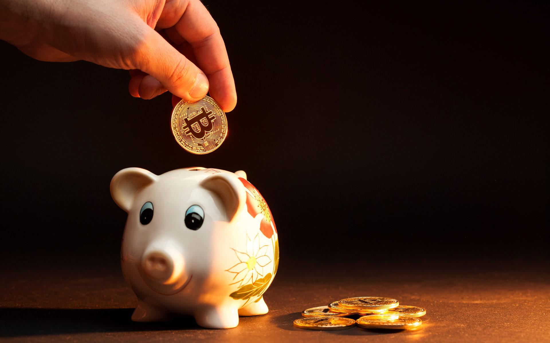 adozione di lolli bitcoin
