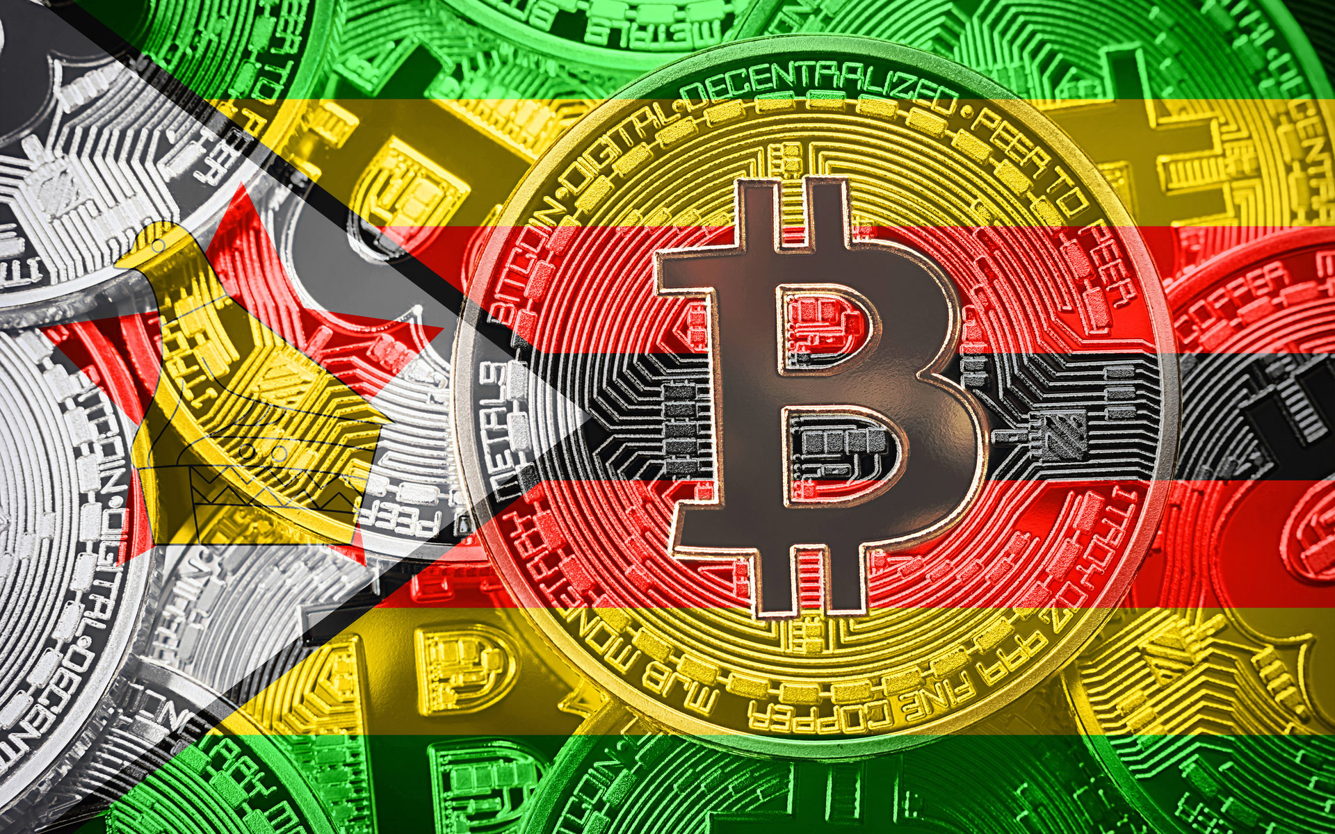 bitcoin use rising in zimbabwe
