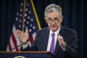 jerome powell Fed reserve crypto