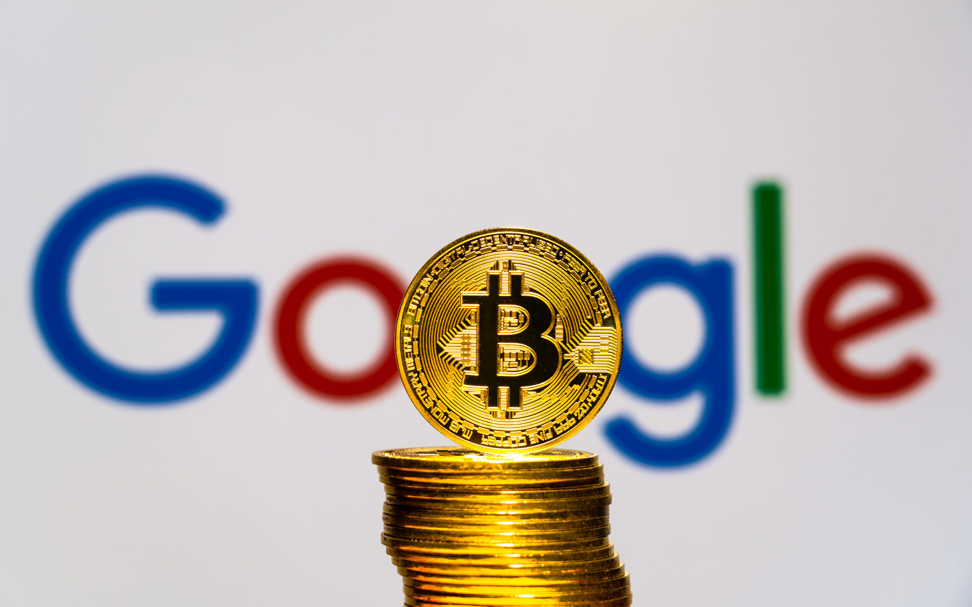 google searches for bitcoin spike post trump tweet