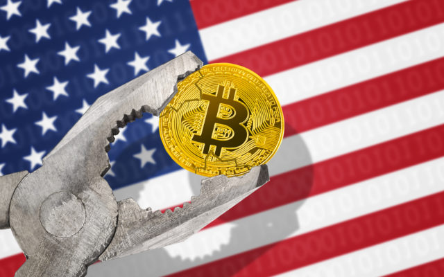 President Trump wants to ban bitcoin