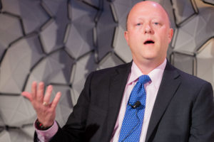 circle CEO jeremy allaire will join for Buffet lunch