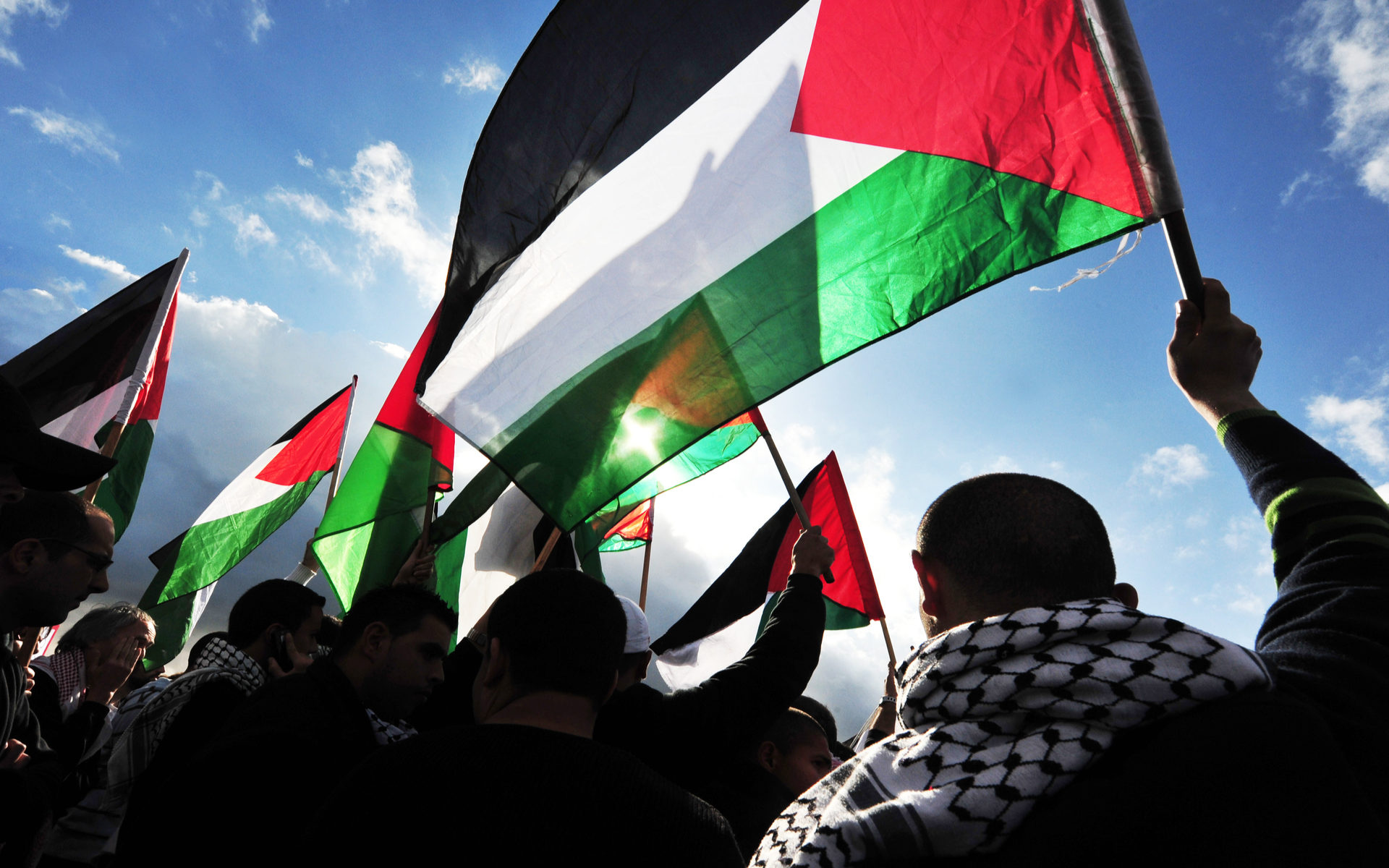 palestinian authority cryptocurrency