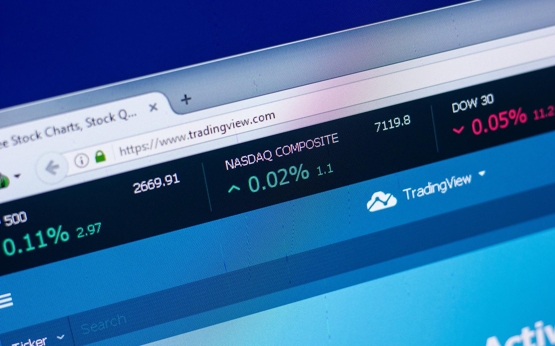 tradingview bitcoin trading